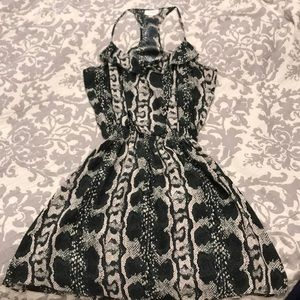 Parker Ruffle Dress